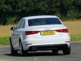 Ver foto 7 de Audi A3 Sedan 2.0 TFSI UK 2013