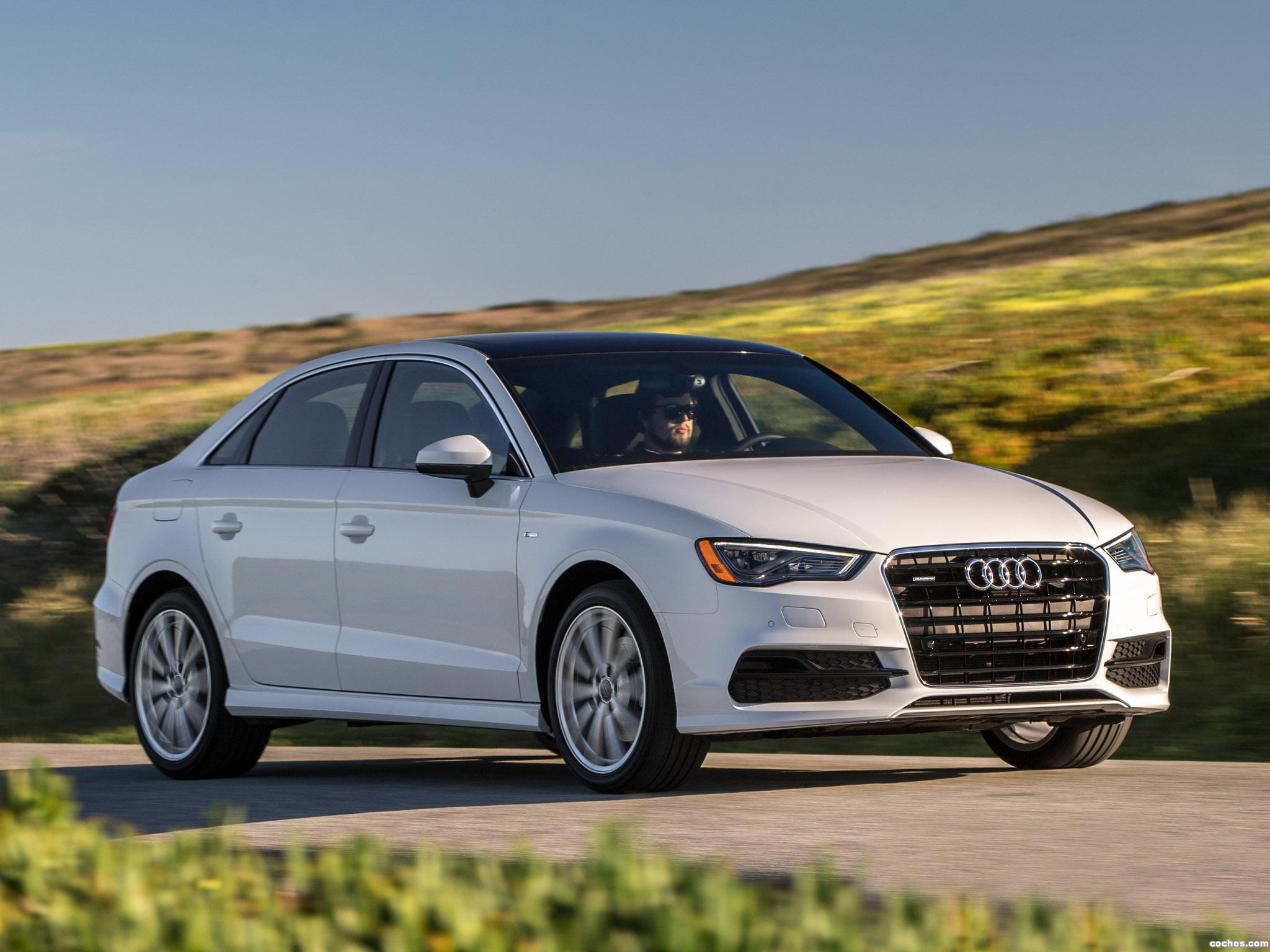 Foto 0 de Audi A3 Sedan 2.0T S-Line Quattro USA 2014