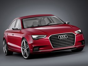 Ver foto 1 de Audi Sedan Concept 2011