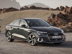 Fotos de Audi A3 Sedan