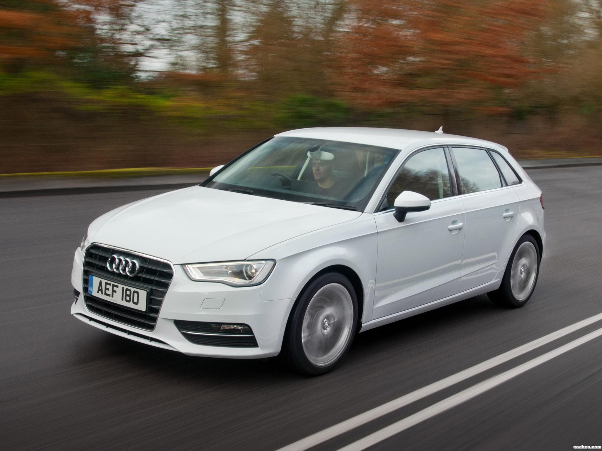 Foto 0 de Audi A3 Sportback 1.8T UK 2013