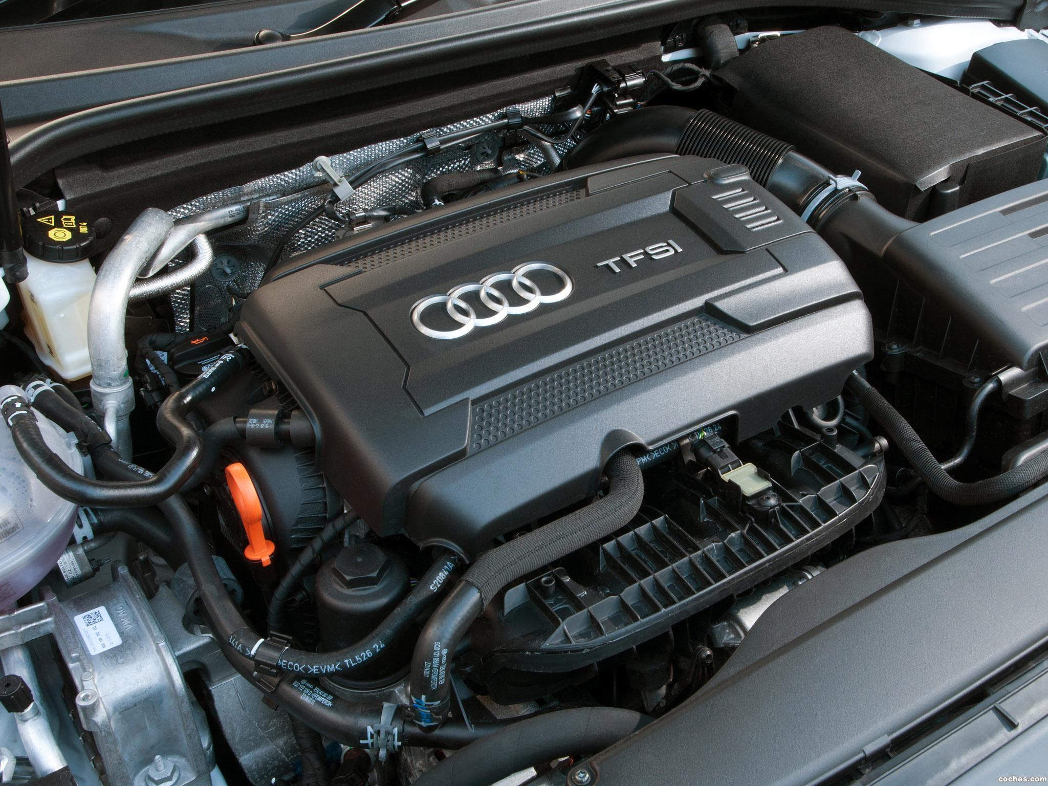 Foto 7 de Audi A3 Sportback 1.8T UK 2013