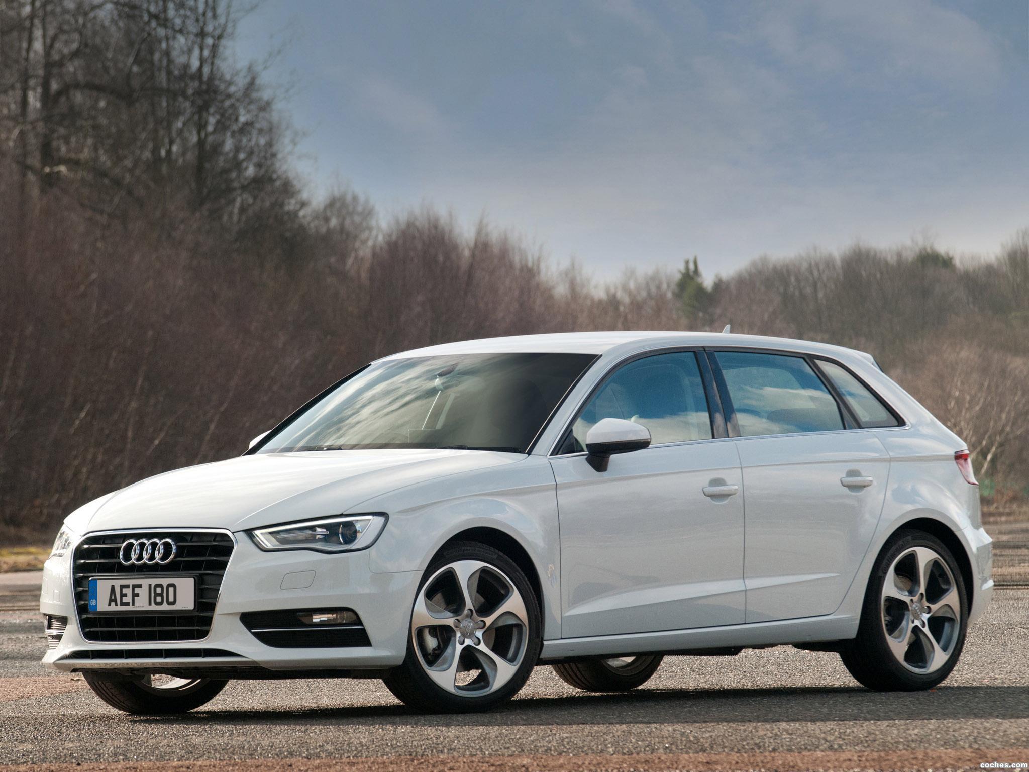 Foto 6 de Audi A3 Sportback 1.8T UK 2013