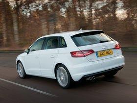 Ver foto 2 de Audi A3 Sportback 1.8T UK 2013