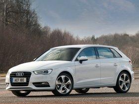 Ver foto 7 de Audi A3 Sportback 1.8T UK 2013