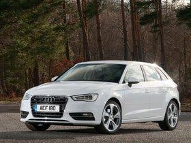 Ver foto 5 de Audi A3 Sportback 1.8T UK 2013