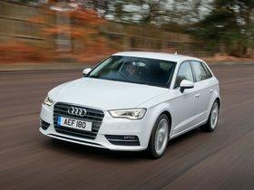 Ver foto 4 de Audi A3 Sportback 1.8T UK 2013