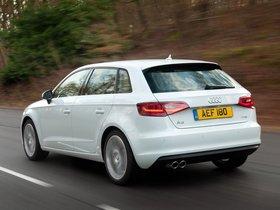 Ver foto 3 de Audi A3 Sportback 1.8T UK 2013