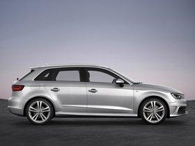 Ver foto 2 de Audi A3 Sportback 2.0 TDI S-Line 2013