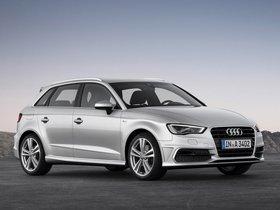 Fotos de Audi A3 Sportback 2.0 TDI S-Line 2013