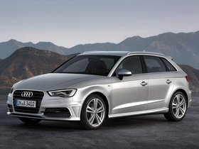 Ver foto 6 de Audi A3 Sportback 2.0 TDI S-Line 2013