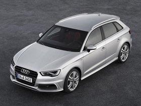 Ver foto 4 de Audi A3 Sportback 2.0 TDI S-Line 2013