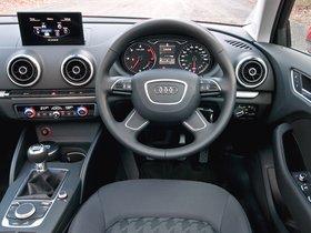Ver foto 8 de Audi A3 Sportback 2.0 TDI UK 2013