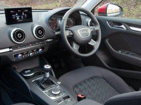 Ver foto 6 de Audi A3 Sportback 2.0 TDI UK 2013