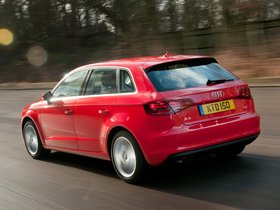 Ver foto 2 de Audi A3 Sportback 2.0 TDI UK 2013