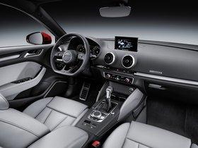 Ver foto 12 de Audi A3 Sportback 2.0 TFSI S Line 2016