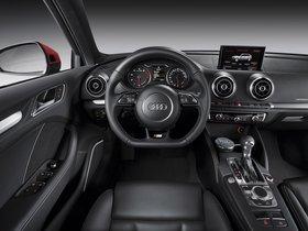 Ver foto 13 de Audi A3 Sportback 2.0T S-Line Quattro 2013
