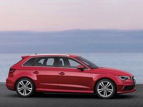 Ver foto 3 de Audi A3 Sportback 2.0T S-Line Quattro 2013