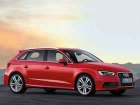 Ver foto 9 de Audi A3 Sportback 2.0T S-Line Quattro 2013