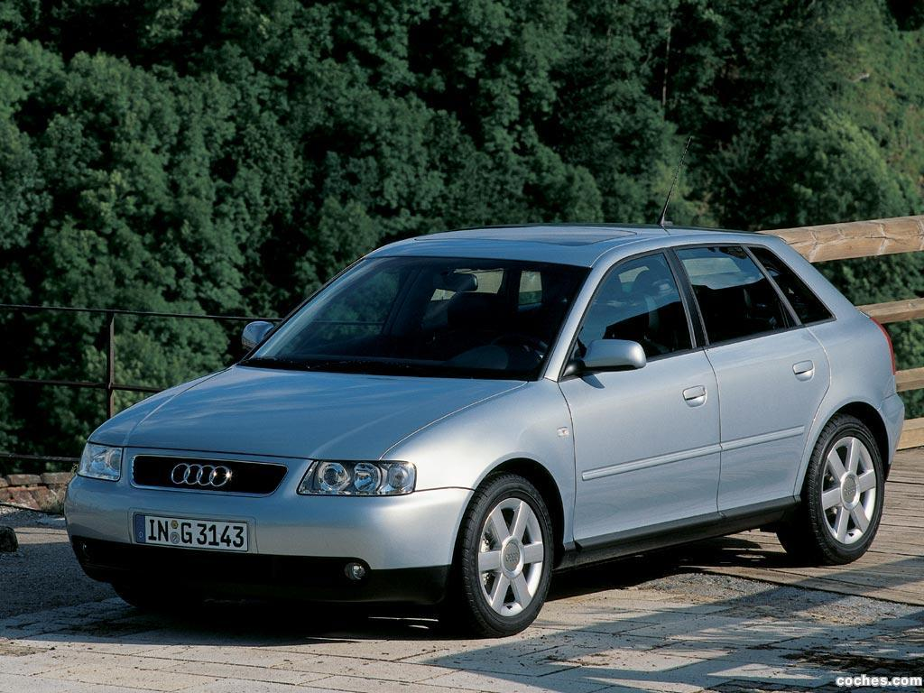 Foto 0 de Audi A3 Sportback 2000
