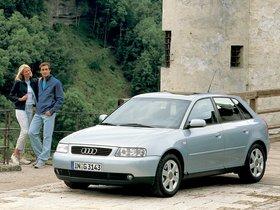 Ver foto 8 de Audi A3 Sportback 2000