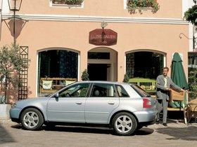 Ver foto 7 de Audi A3 Sportback 2000