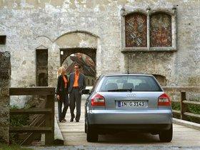 Ver foto 6 de Audi A3 Sportback 2000