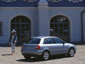 Ver foto 5 de Audi A3 Sportback 2000