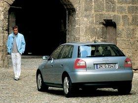 Ver foto 4 de Audi A3 Sportback 2000