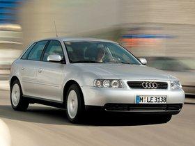 Ver foto 3 de Audi A3 Sportback 2000