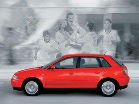 Ver foto 2 de Audi A3 Sportback 2000