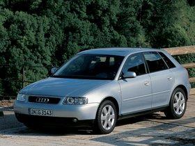 Ver foto 1 de Audi A3 Sportback 2000