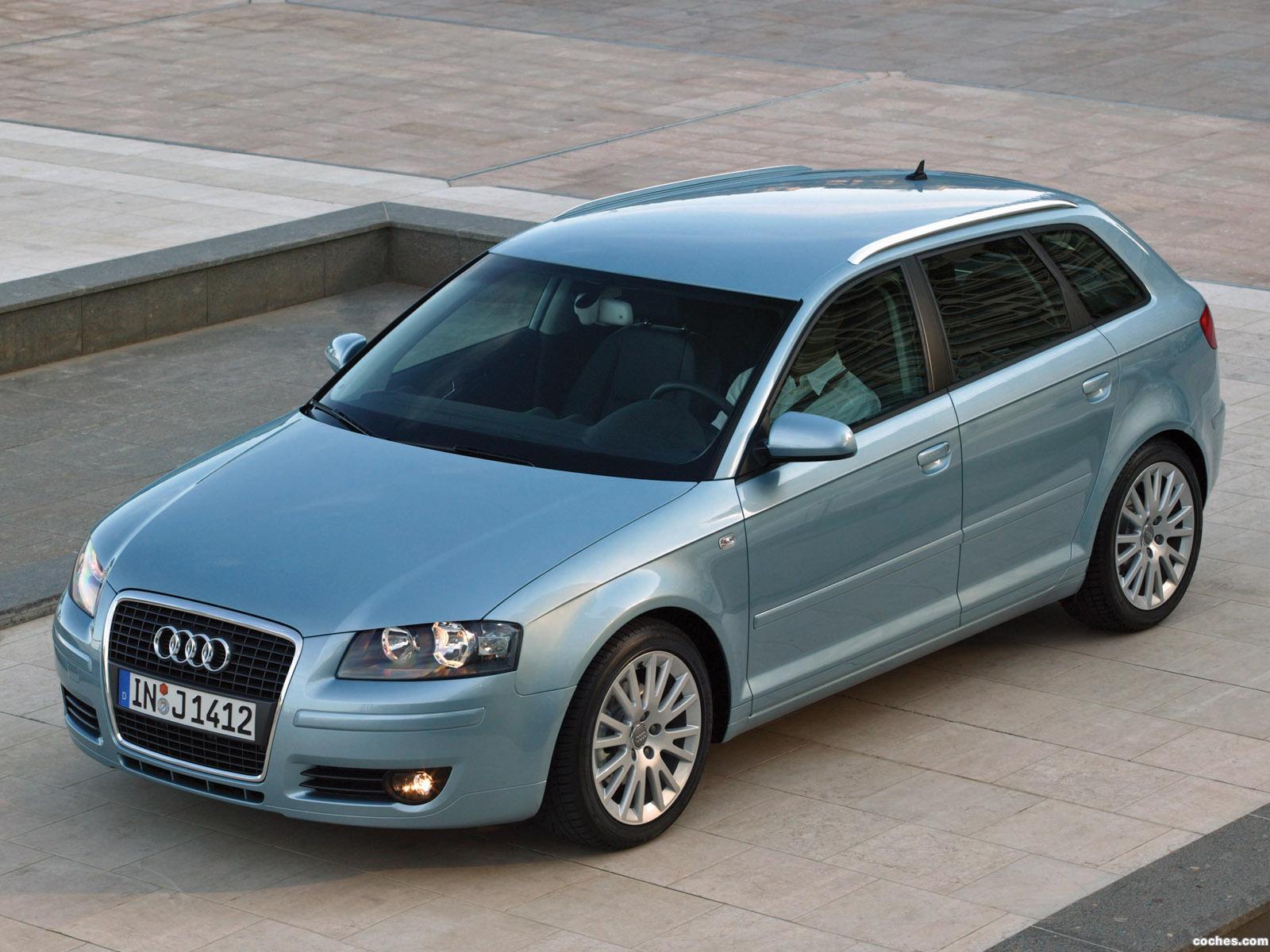 Foto 13 de Audi A3 Sportback 2005