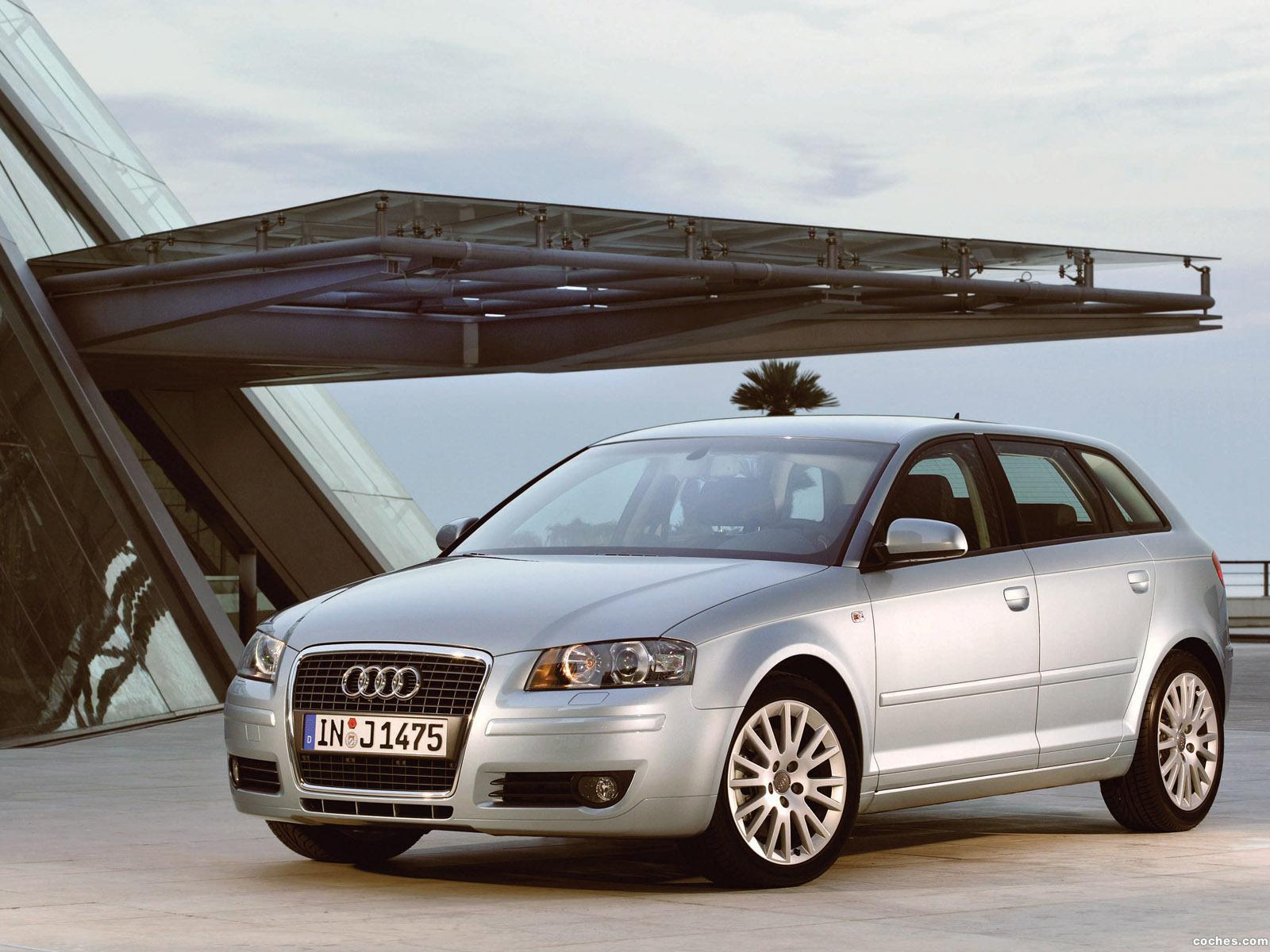 Foto 12 de Audi A3 Sportback 2005