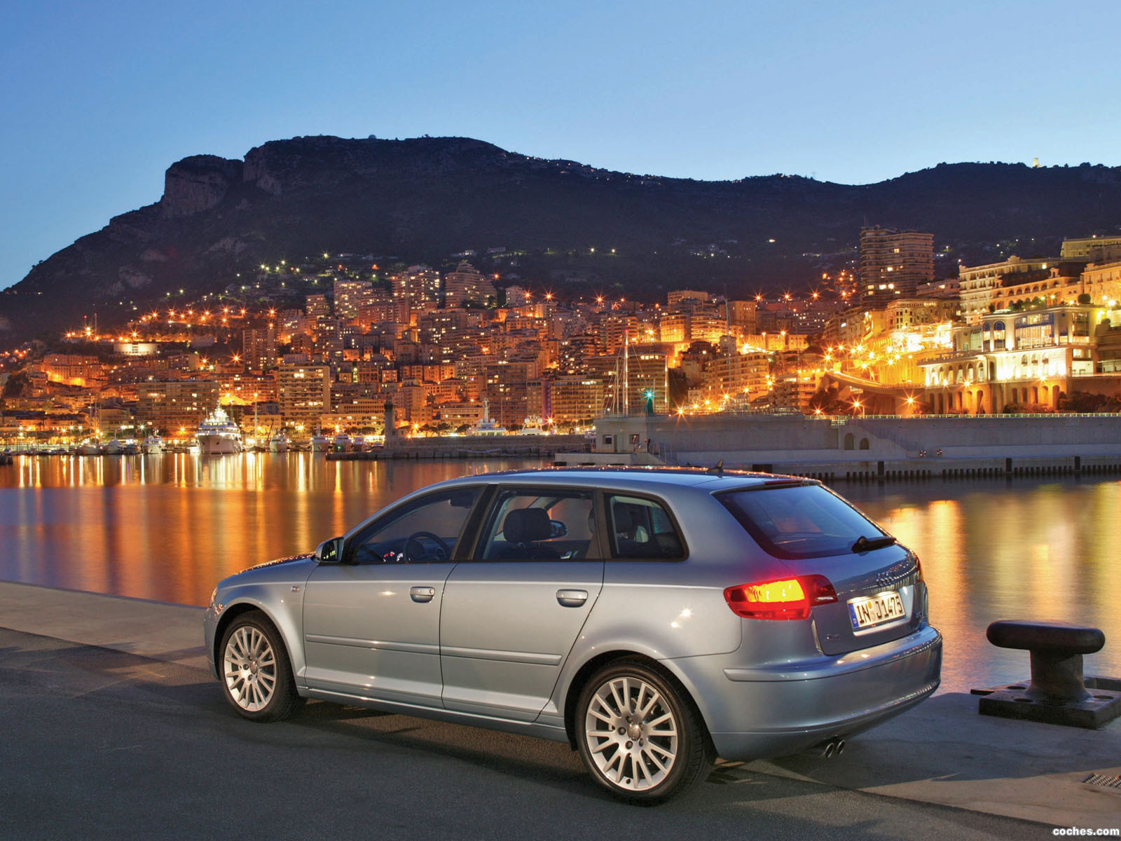 Foto 11 de Audi A3 Sportback 2005