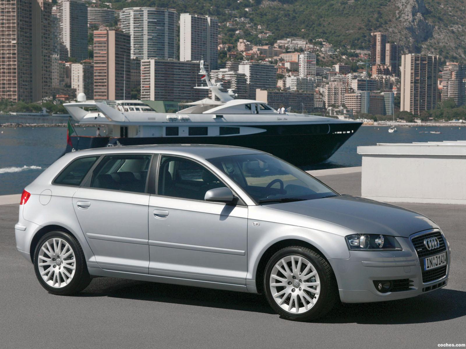Foto 10 de Audi A3 Sportback 2005