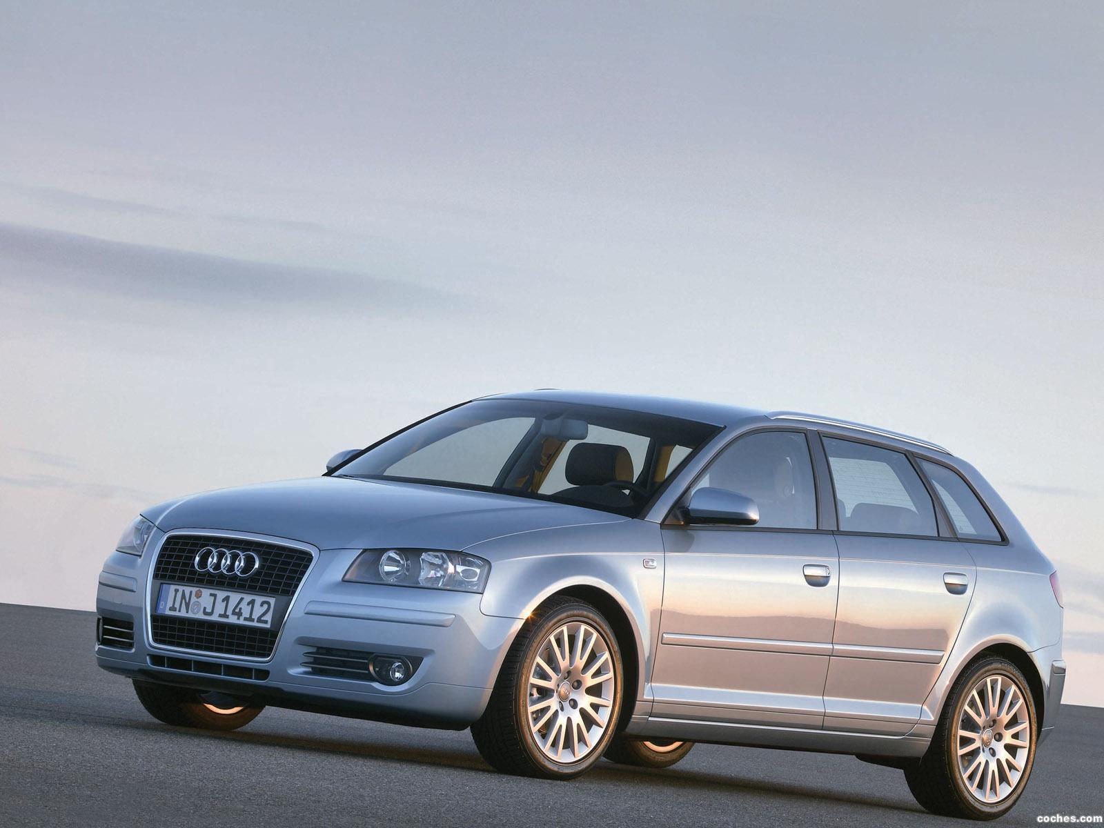 Foto 8 de Audi A3 Sportback 2005