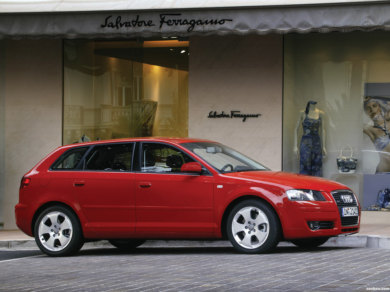 Foto 4 de Audi A3 Sportback 2005