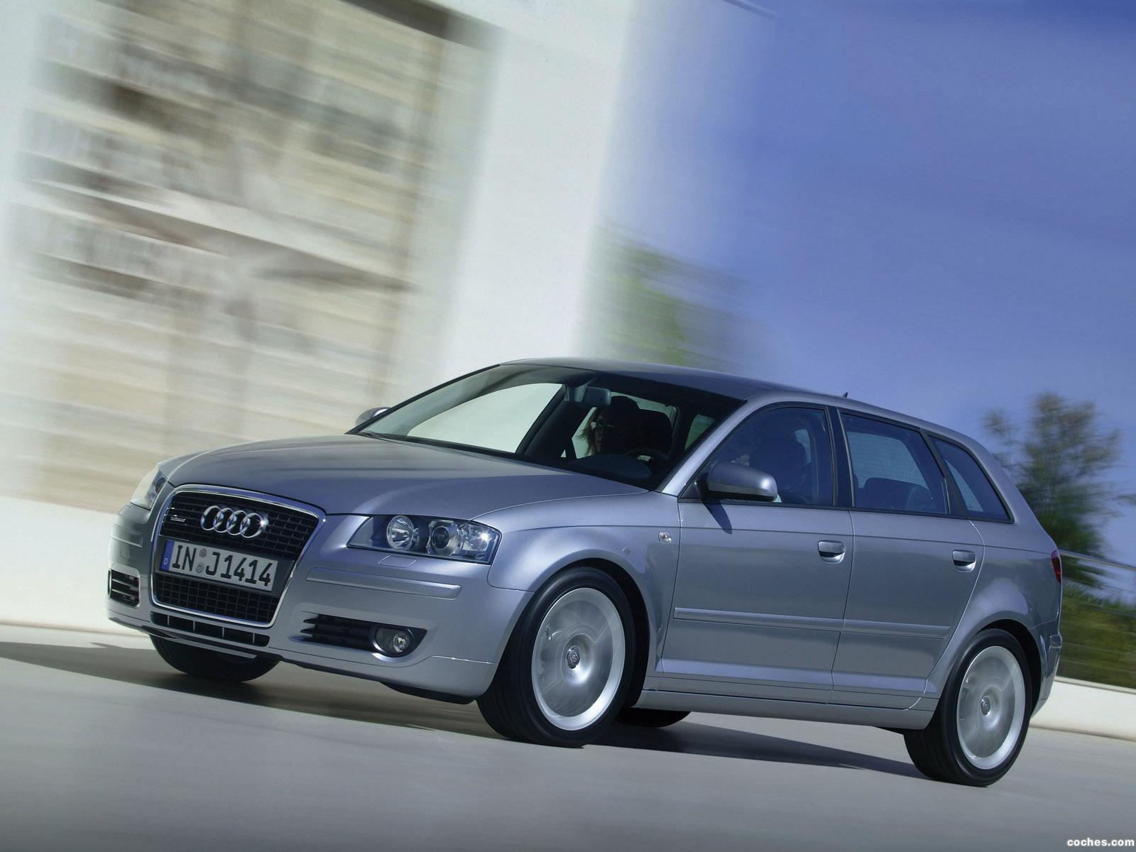 Foto 2 de Audi A3 Sportback 2005