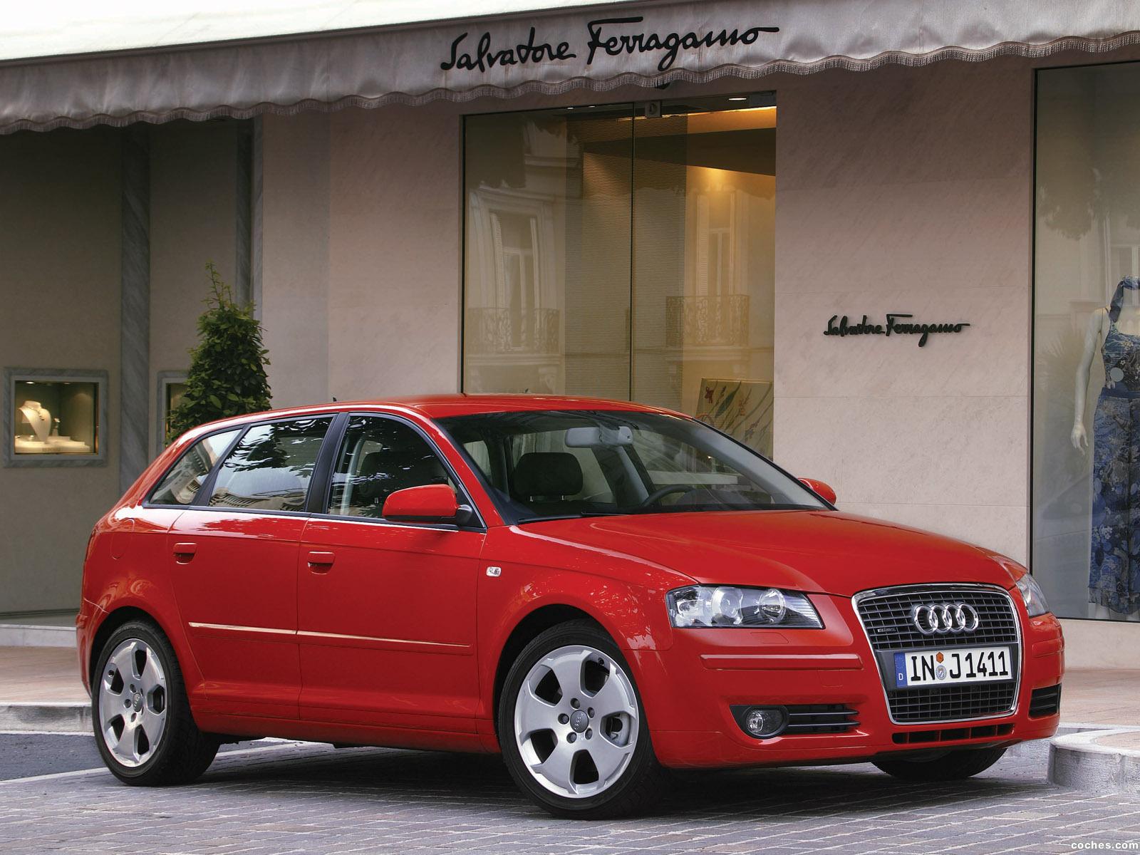 Foto 0 de Audi A3 Sportback 2005