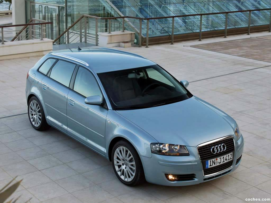 Foto 20 de Audi A3 Sportback 2005