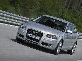 Ver foto 8 de Audi A3 Sportback 2005