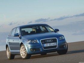 Ver foto 6 de Audi A3 Sportback 2005