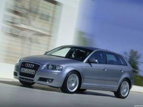 Ver foto 3 de Audi A3 Sportback 2005