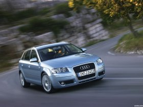 Ver foto 2 de Audi A3 Sportback 2005
