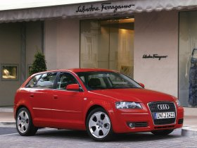 Ver foto 1 de Audi A3 Sportback 2005