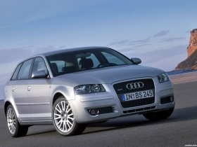 Ver foto 18 de Audi A3 Sportback 2005