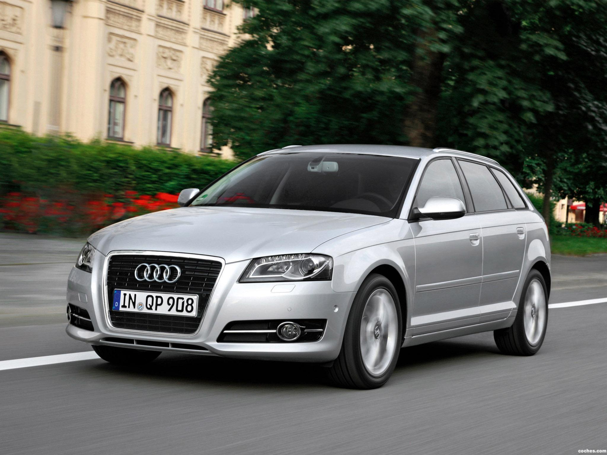 fotos de audi a3 sportback 8pa 2010 foto 12. Black Bedroom Furniture Sets. Home Design Ideas