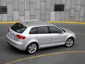 Ver foto 17 de Audi A3 Sportback 8PA 2010