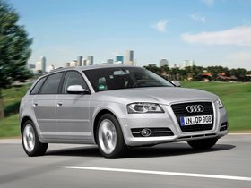 Ver foto 12 de Audi A3 Sportback 8PA 2010